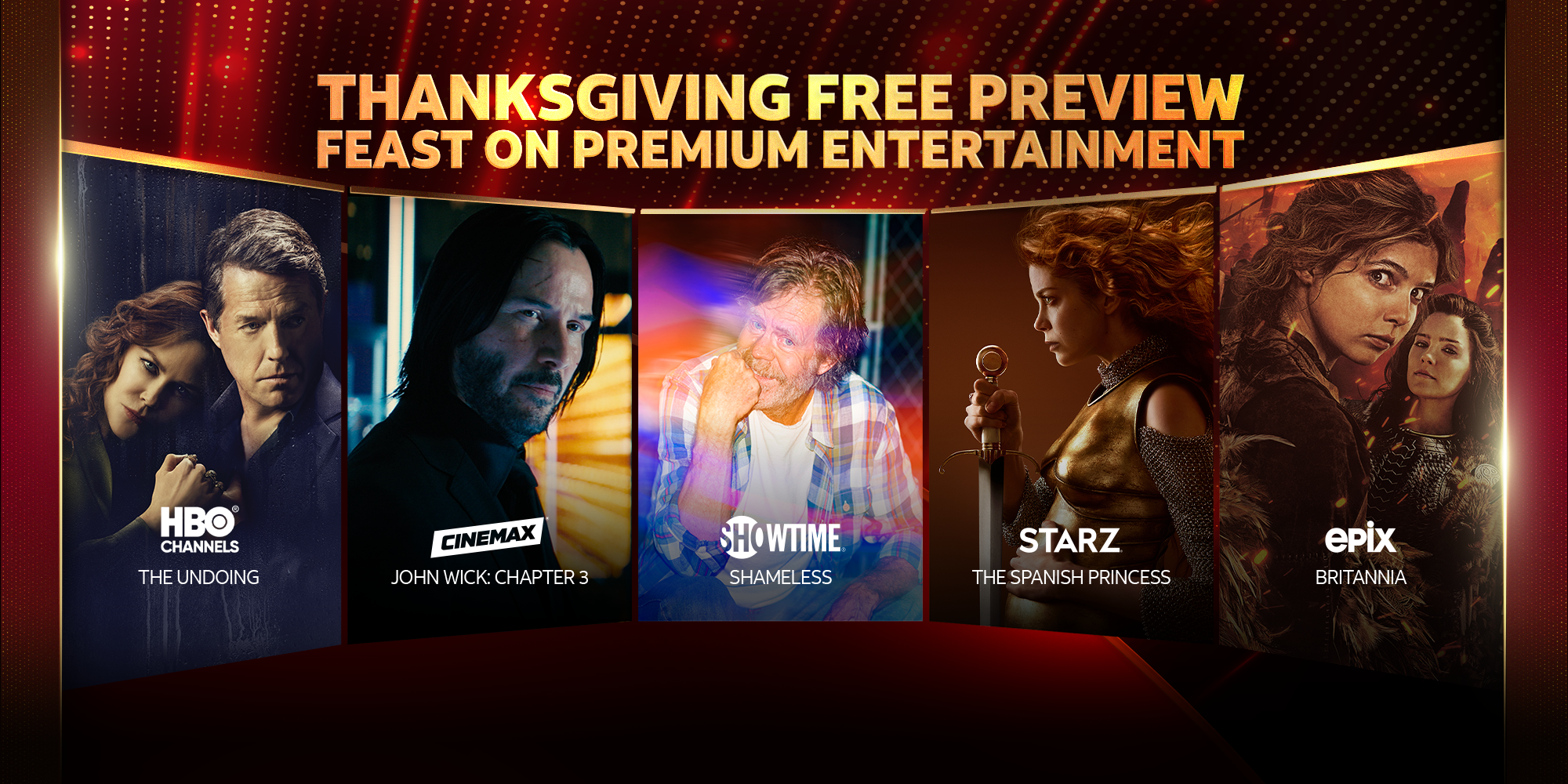 Thanksgiving Free Preview At T Entertainment News